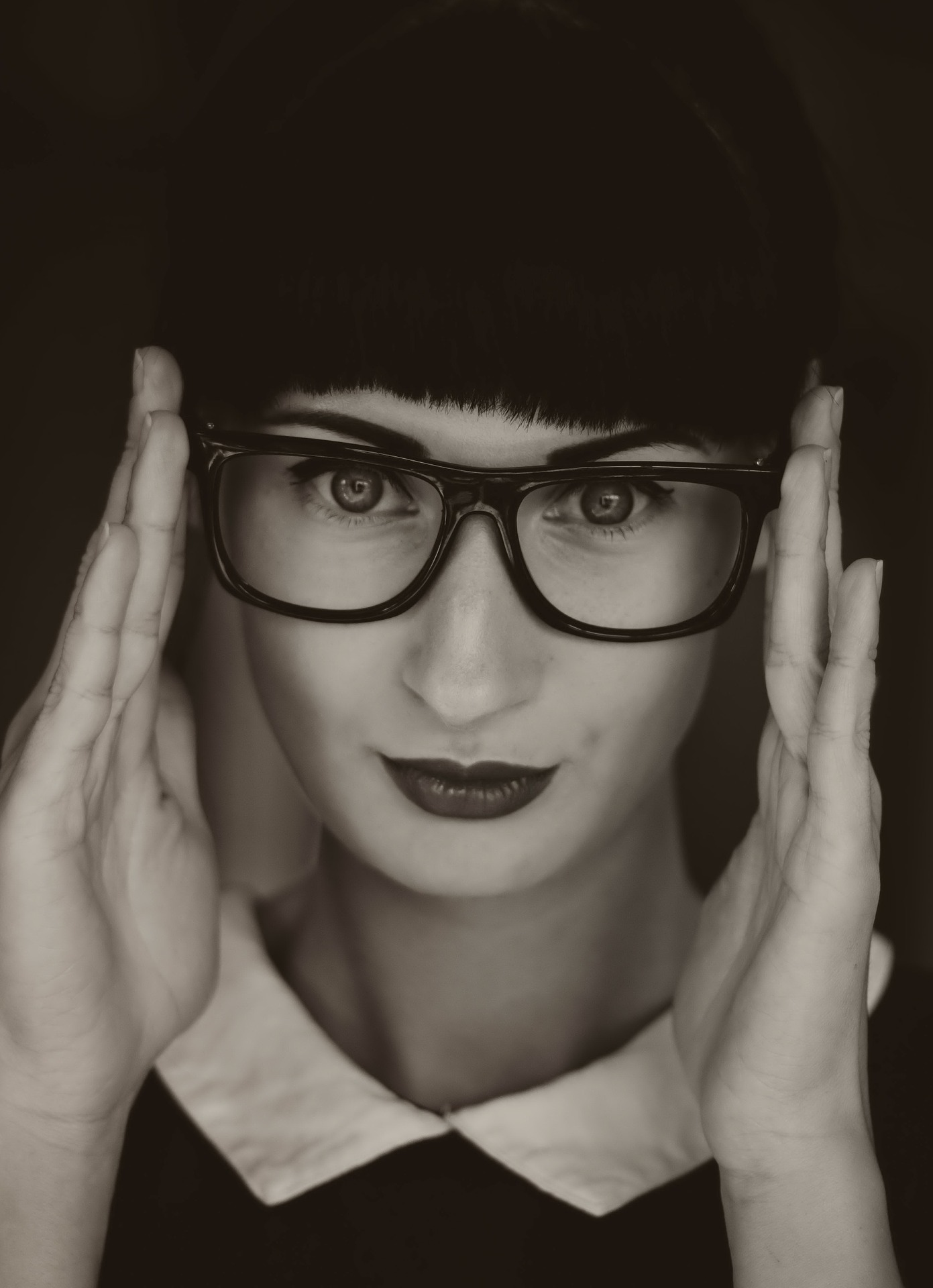 Se maquiller quand on porte des lunettes c'est facile