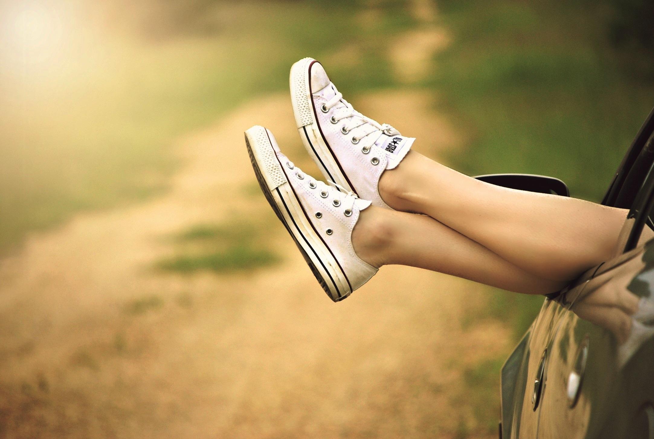 Des chaussures confortables pour les pieds larges