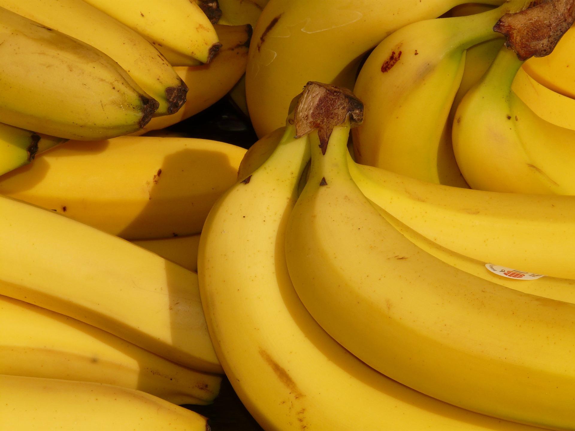 Un masque à la banane pour les cheveux