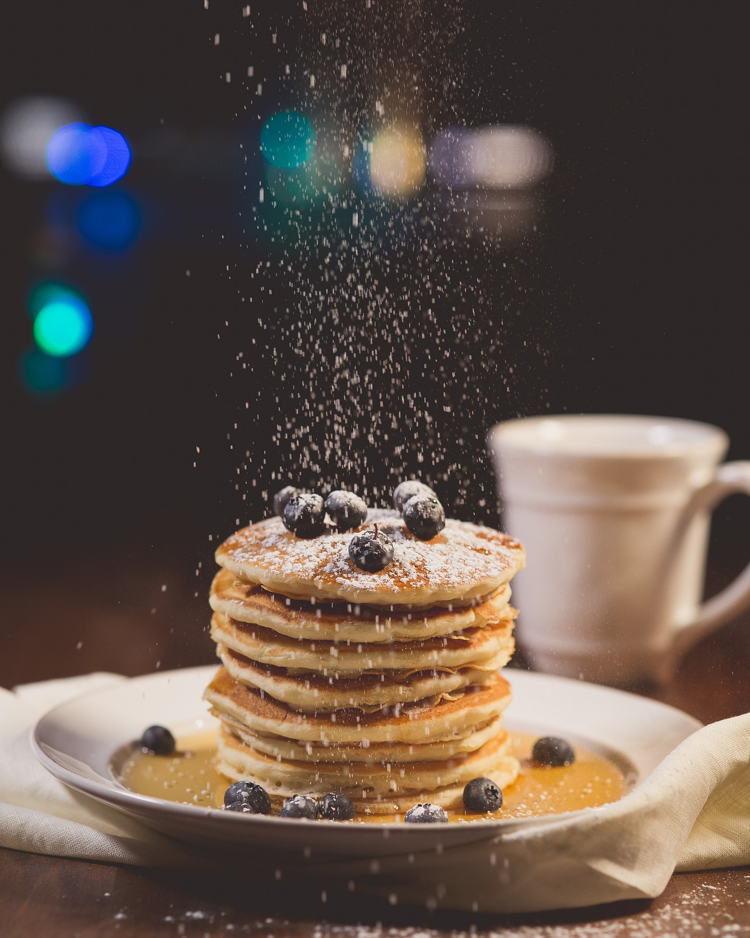 Comment faire ses propres pancakes